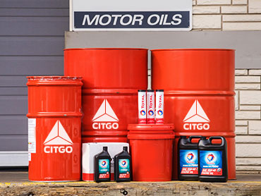 SA White Oil Company products - Lubricants